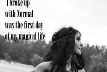 life not normal