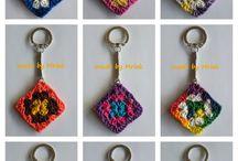 Crochet : Keychain
