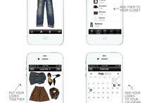 Aplicación para outfits