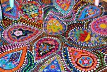 Colorful furniture & deco