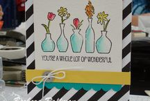 Crafts - Stampin Up / by Tina Luntsford Rucker