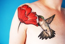 TATTOOS!!!!! / by Amber Smith