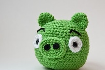 Geeky Crochet / by Hooked on crocheting