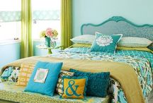 Anna's Bedroom Inspiration / by Gloria Otto