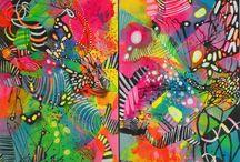 Marlena Majchrzak paintings