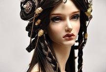 fantasy hairstyles
