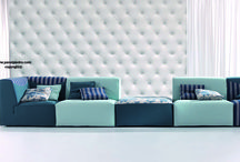 Gran Capitone / Panel Piedra  crea su nuevo diseño Gran Capitone© patented Design© un modelo para  decoración de espacios de forma vanguardista y moderna.