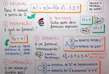 Resumos de Matemática