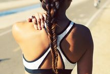 Fitness Hairstyles