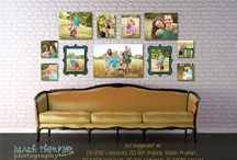 Wall Displays For Photography
