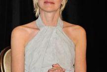 Sharon Stone Hairstyle