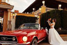 Wedding cars / Vehículos de bodas y ceremonias
