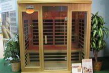 """Health & Wellness / WARM UP WITH A SAUNA !!! Research shows """"stress"""" on our everyday lives adversely affects our health.  Body temperature is raised in the sauna, relaxing the body and releasing endorphins to promote a deeper, more restful sleep - destressing the mind and healing the body. TOP TEN HEALTH BENEFITS OF A SAUNA Relieves Stress, Burns Calories, Flushes Toxins, Relaxes Muscles, Cleanses skin, Fights Illness, Soothes Joints, Sleep Better, Feels Good, Improves Cardiovascular Fitness."""