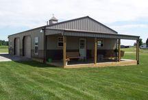 Barn/sheds
