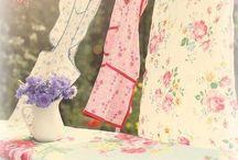 Jour de lessive`•. ¸ ¸. ☆ / Un souffle de fraîcheur.....