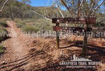 Larapinta Trail Section 11 - Finke River - Redbank Gorge / Images of Section 11 of the Larapinta Trail. More information: http://www.larapintatrail.com.au/s11.html
