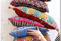 cushion photography