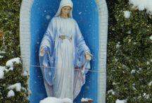 Mary Shrines