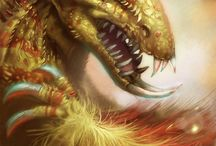 Dragons / Dragon art