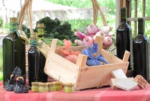 Tuscany Tastes / A few pics of the local cuisine www.tuscanyfinerentals.com