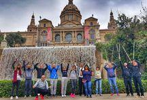 Teambuilding con empresas / No dejes de consultar nuestras actividades con empresas: antonio@iwalkbarcelona.com