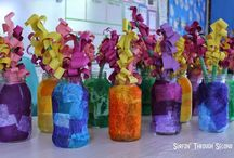 Mother's Day Ideas / Mother's Day ideas for pre-k or kindergarten students to make