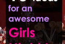Awesome Ideas for Girls Night In