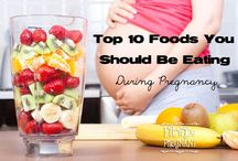 Nutrition for pregnancy / Healthy babies