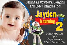 Toy Story Movie Birthday Invitations and party supplies / Toy Story Movie Birthday Invitations, Toy Story Balloons, Toy Story party printables, Buzz Lightyear balloons, Buzz Lightyear birthday invitations, toy story invitations, toy story candy wrappers