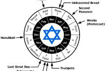Christian Jewish Festivals / more than Easter and Christmas ... Passover / Pesach, Shavu'ot,  ...