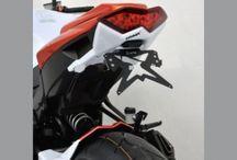 Accessoires moto Kawasaki