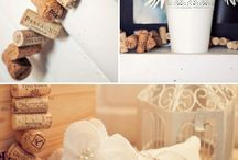 Craft Ideas - Cork Stuff / by Jessie Roberts Delbridge
