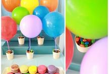 Ballon party / by Isadora