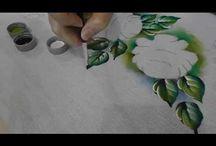 T M - Pintura Tecido