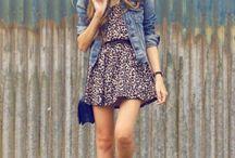 vestido con yin
