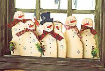 Winterdecoraties