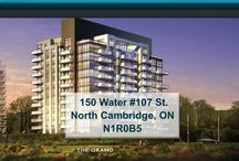 150 Water #107 St. North Cambridge, ON N1R0B5 / MLS# 30535261  Breathtaking terrace/river views & a maintenance free lifestyle in your new home. Welcome to the Grand. Cambridge's newest & most exciting developments on the banks of the Grand River.   Book your private showing today! Call us for more information 519-772-4144 | info@ShawRealtyGroup.com For more info, vivit http://goo.gl/WJL36D