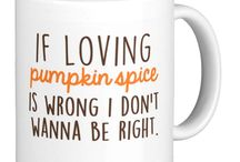 Pumpkin Spice Love