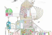 Architecture: Young Creatives / Featuring work of students & graduates of creative courses, entries in competition, and awards like #PresidentsMedals