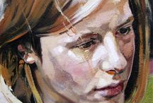 illustrated portraits / by monica masucci
