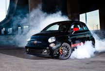 Fiat 500 Abarth / Pictures of the current Fiat 500 Abarth.