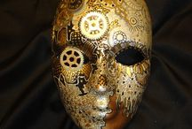 Masks & Jewellery / by Angie Shackleton