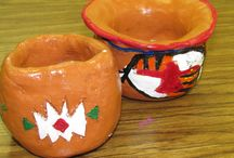 PINCH POTS / by Tracy Boulter