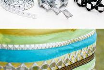 ropa crochet y tela