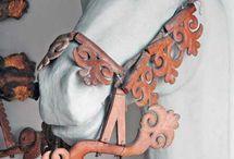 Ancient horse tack