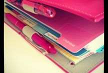 Filofax & Other Planners / by Valerie Fry