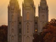 Castle to my Kingdom / LDS TEMPLES