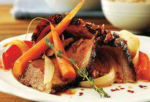 Main Dish Recipes / by Hugo's Family Marketplace