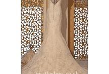 Vintage Lace Wedding Dresses Collection