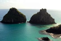 Fernando de Noronha / One of the most beautiful islands in the world. Come dive with the sea turtles and dolphins! Only an hour away from Natal.